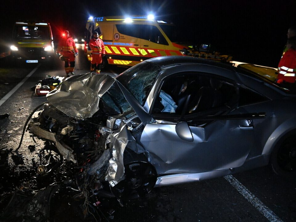 Hungary Car Crash