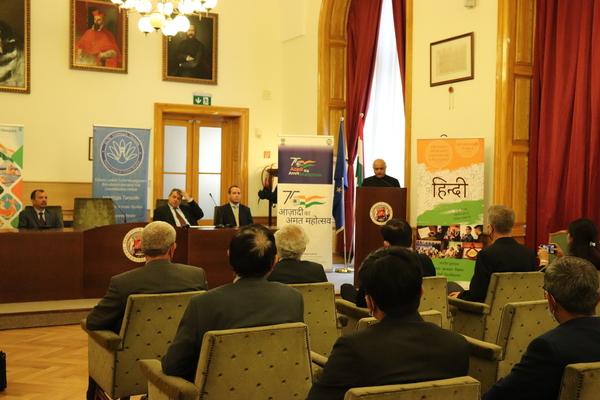 Hungary India event