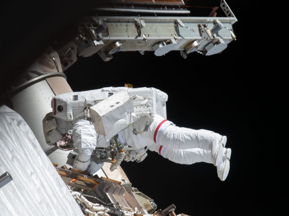 International Space Station-NASA-astronaut-space