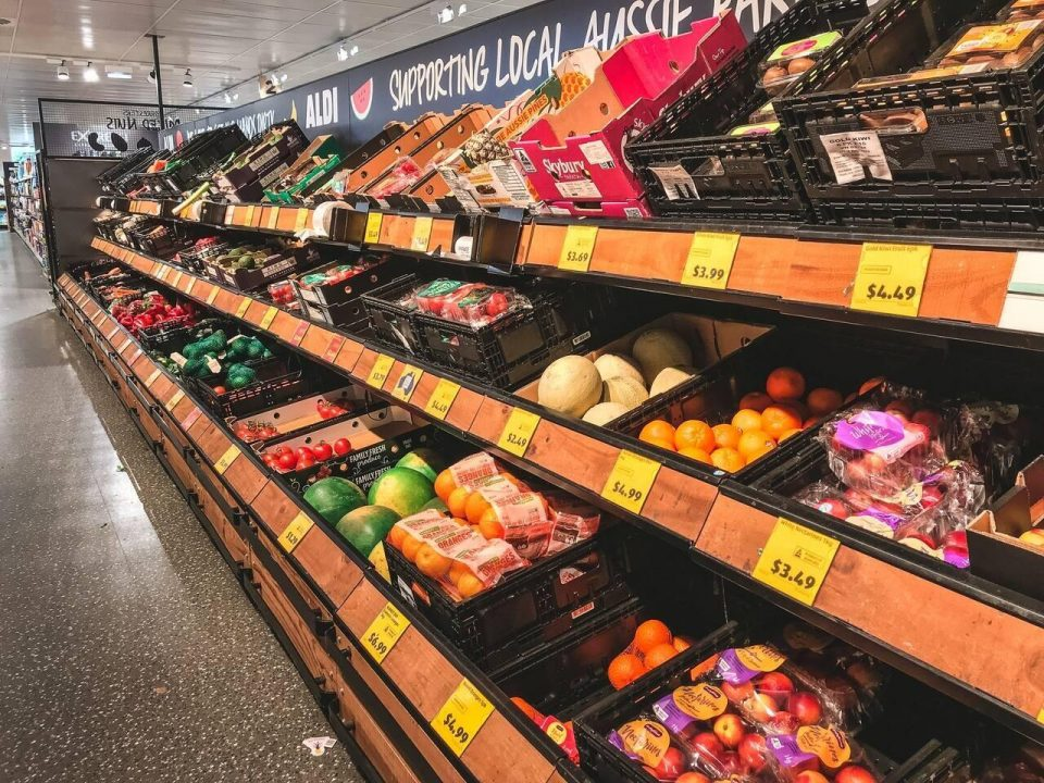 Lild Aldi Food Groceries Products Store Shopping