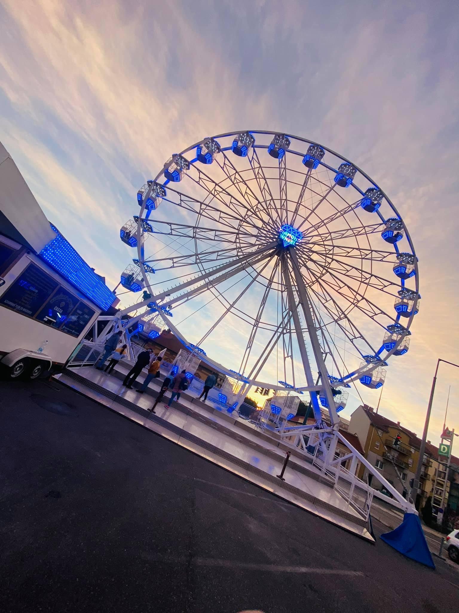 Miskolc Ferris Wheel