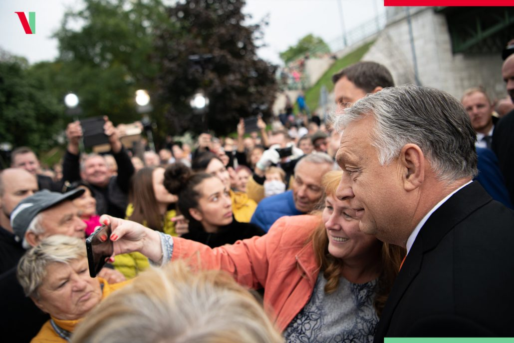 PM Orbán opposition election