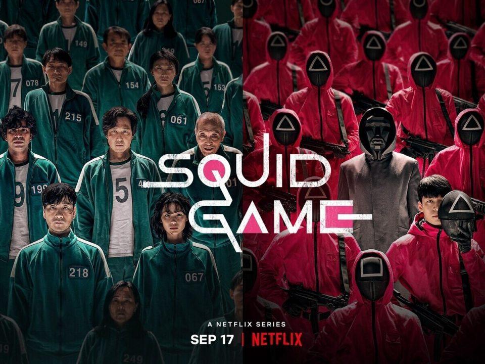 Squid Game Hungary Netflix Music Success