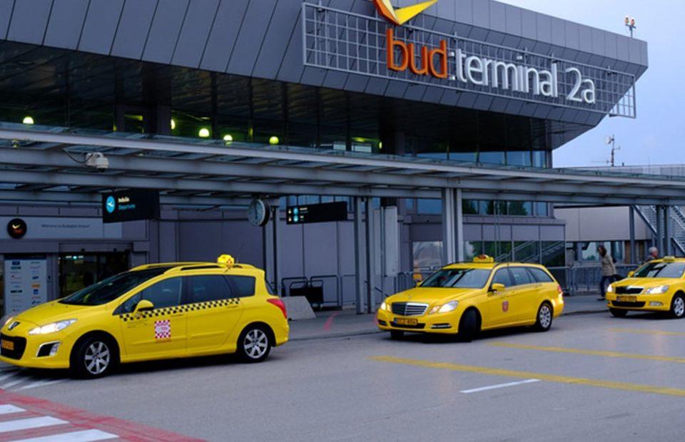 Taxi Budapest car
