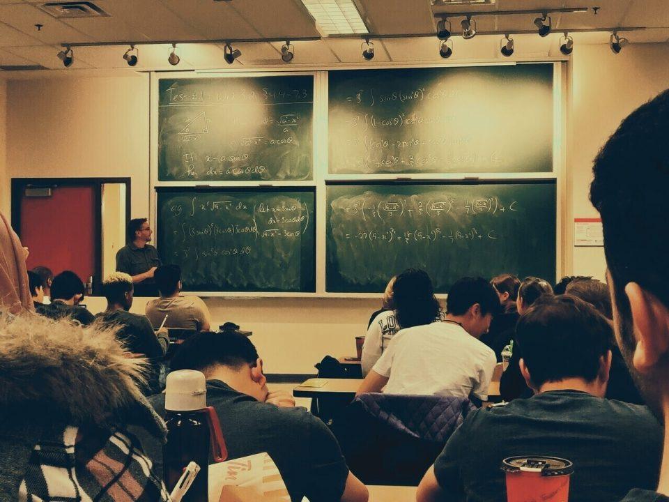 Teacher Class Education