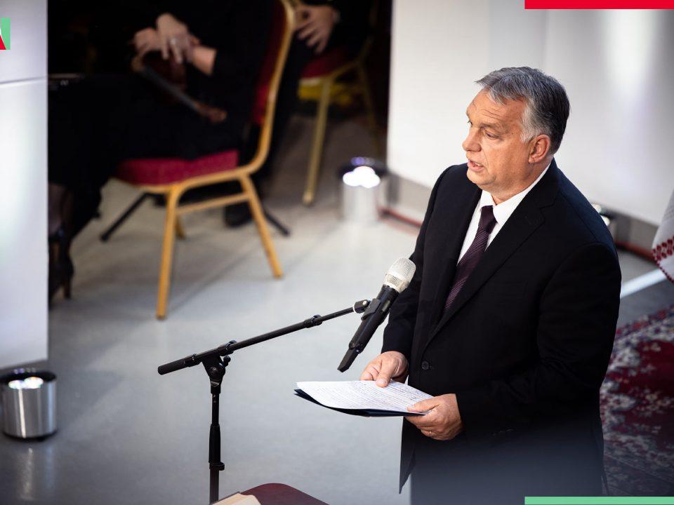 Viktor Orbán Interview 2