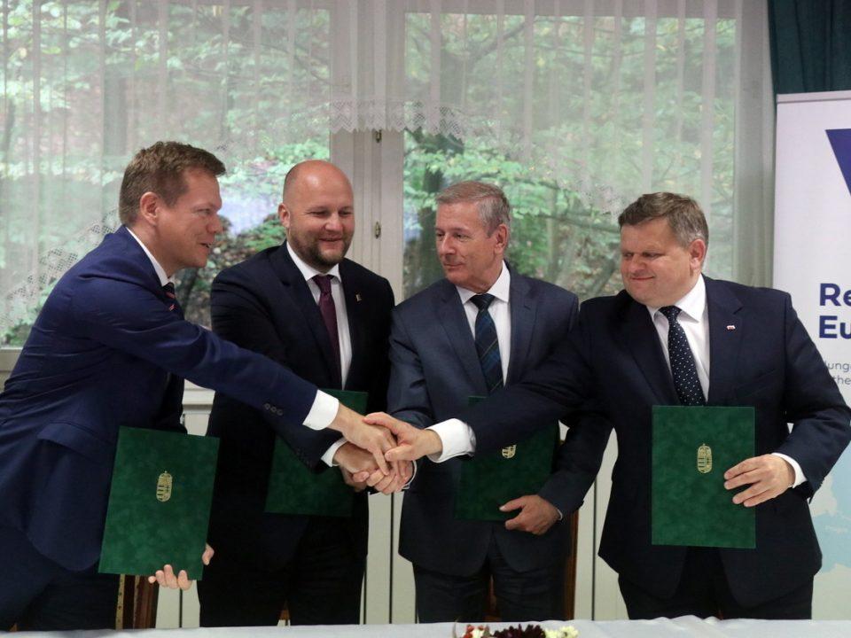 Visegrád Group Held First Joint V4 Defence Ministerial Meeting