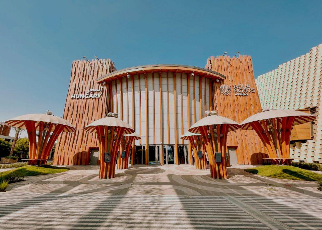 hungarian pavilon dubai expo 2020