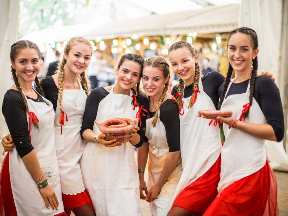 sausage festival Békéscsaba